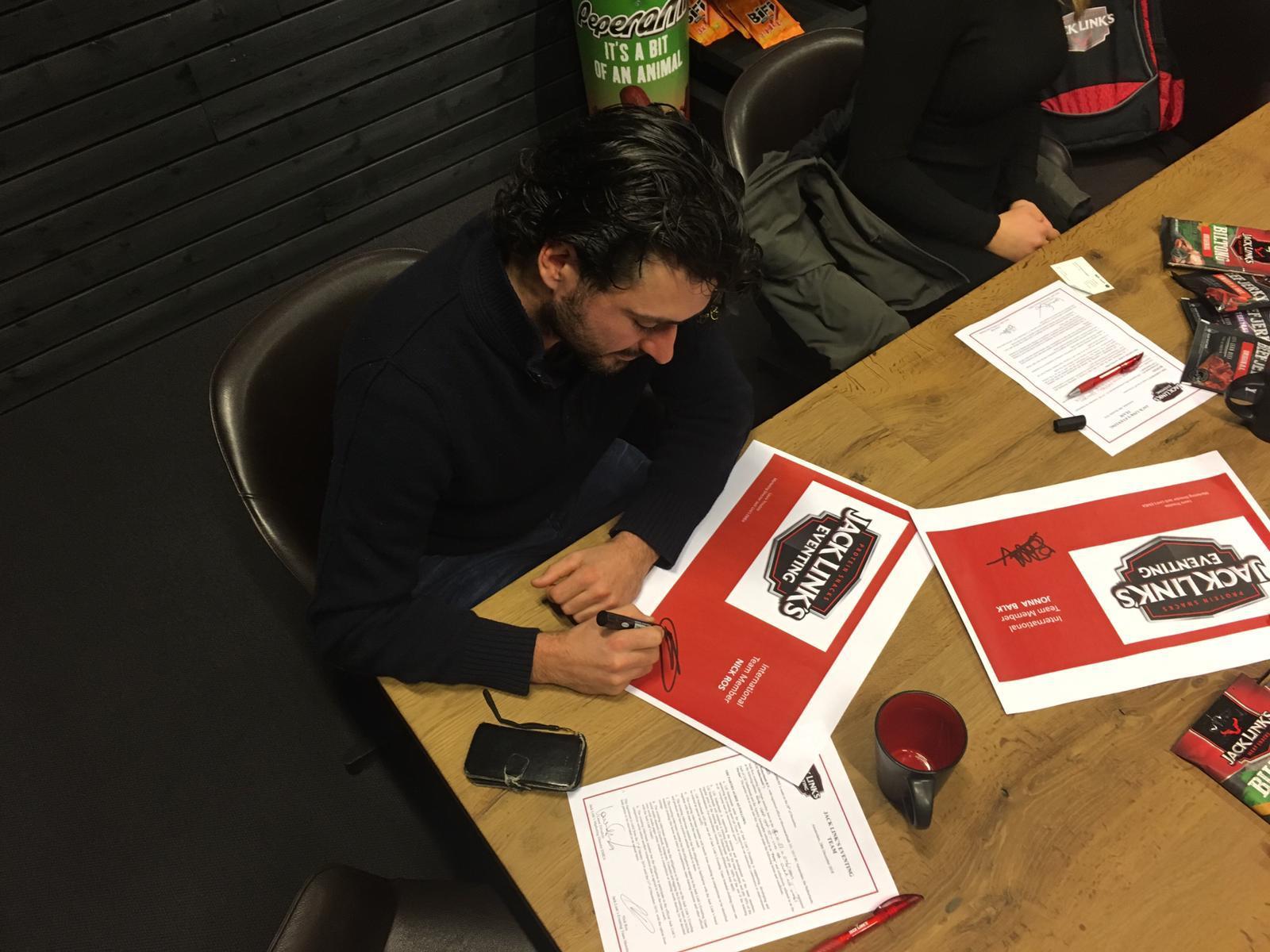 contracten tekenen
