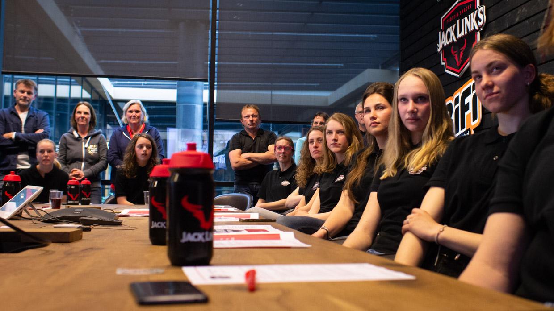 JLE teambijeenkomst